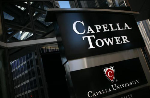 Capella University - Online Master's in Forensic Psychology Degrees