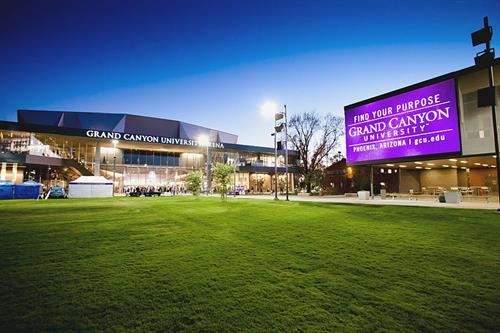 Grand Canyon University - Online Master's in Forensic Psychology Degrees
