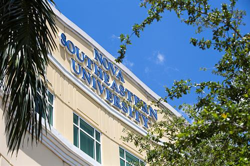 Nova Southeastern University - Online Master's in Forensic Psychology Degrees